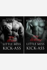 Little Miss Kick-Ass (2 Book Series) Kindle Edition