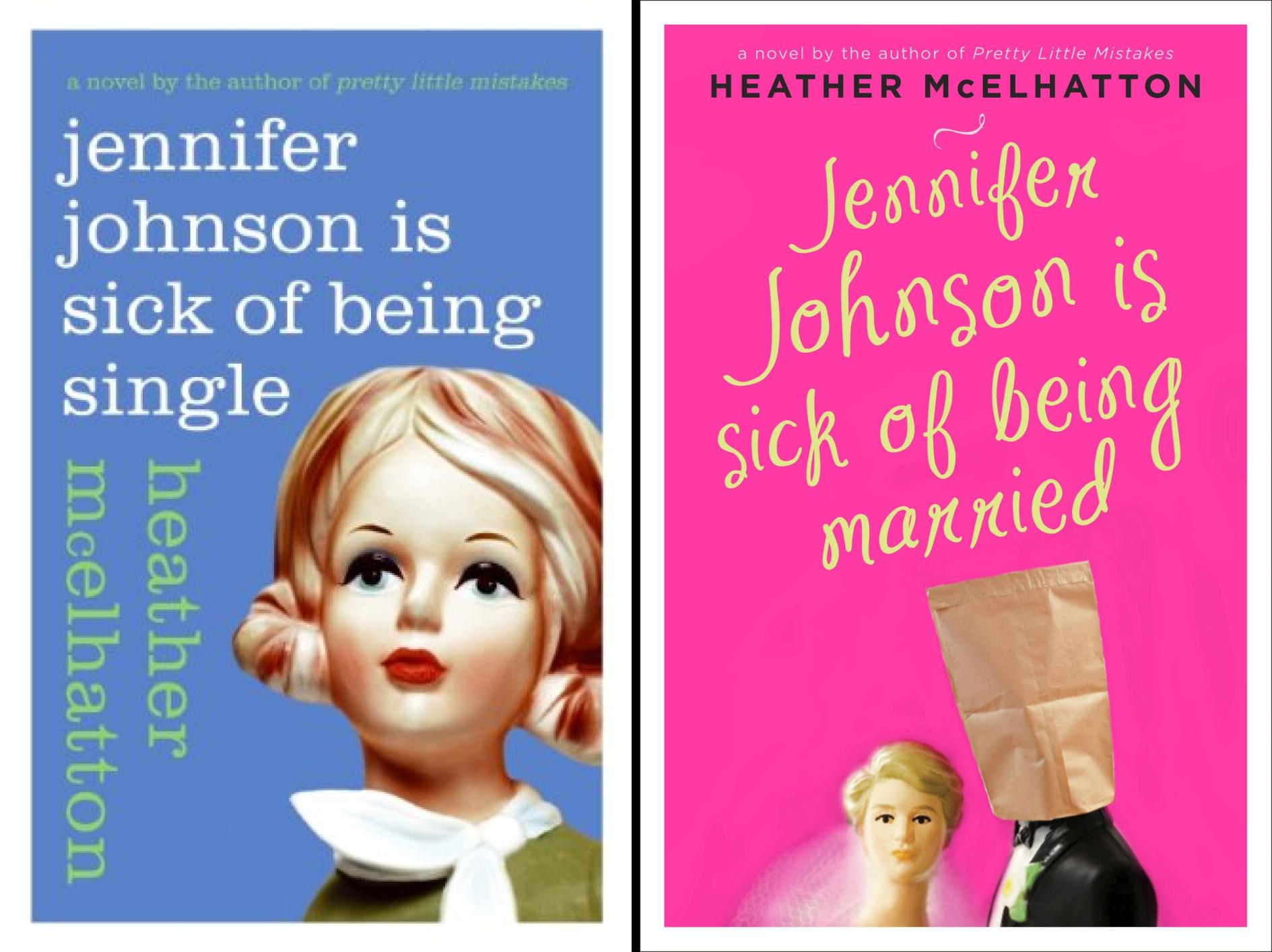 A Jennifer Johnson Novel (2 Book Series)