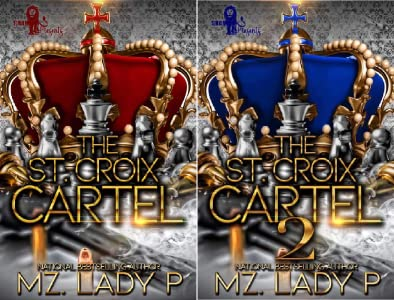 The St. Croix Cartel - Kindle edition by Mz. Lady P ...
