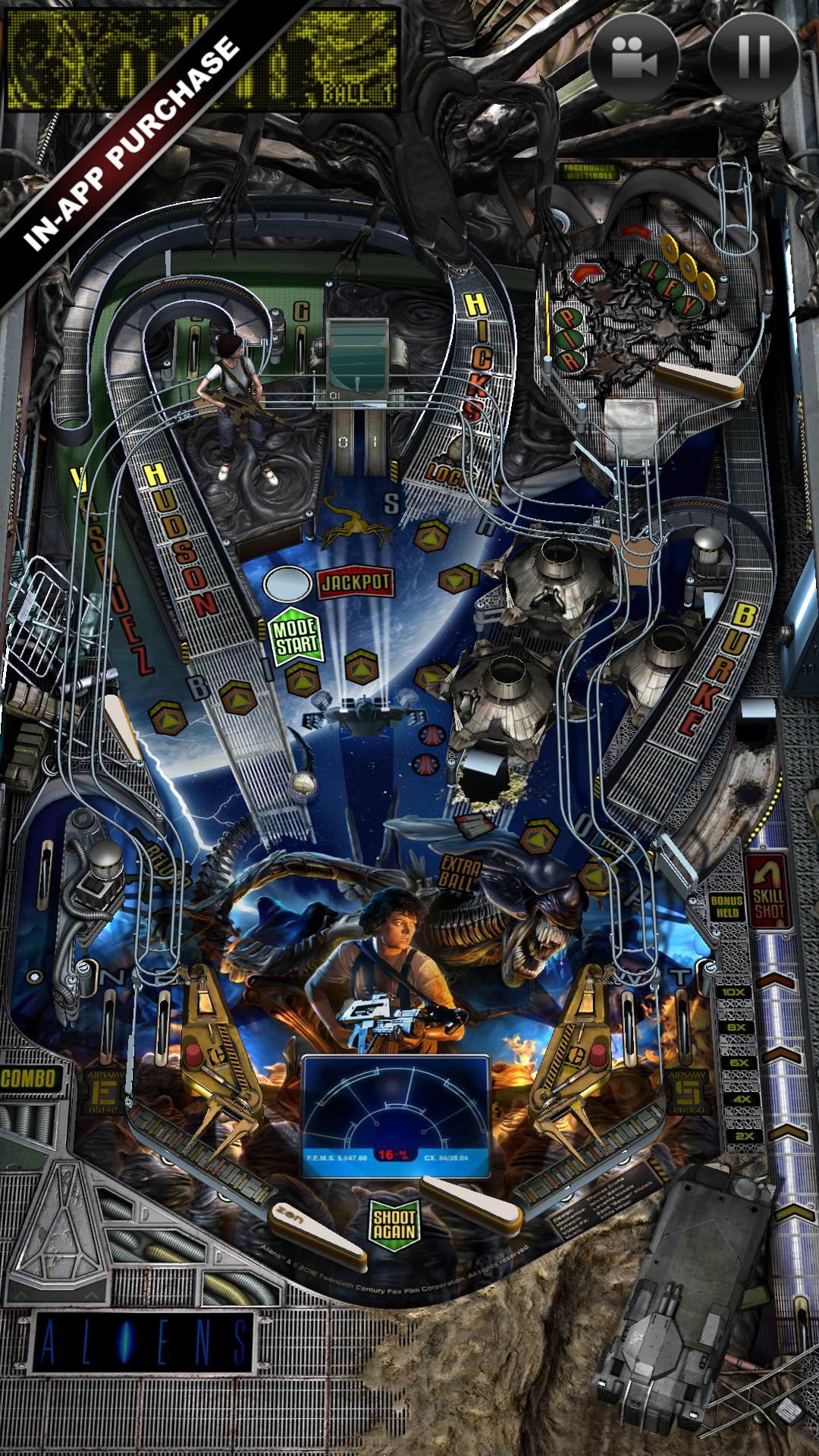 3D Pinball Space Cadet | My worklog for a real life ... |Pinball Top View