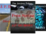 img - for The Journey Trilogy (3 Book Series) book / textbook / text book