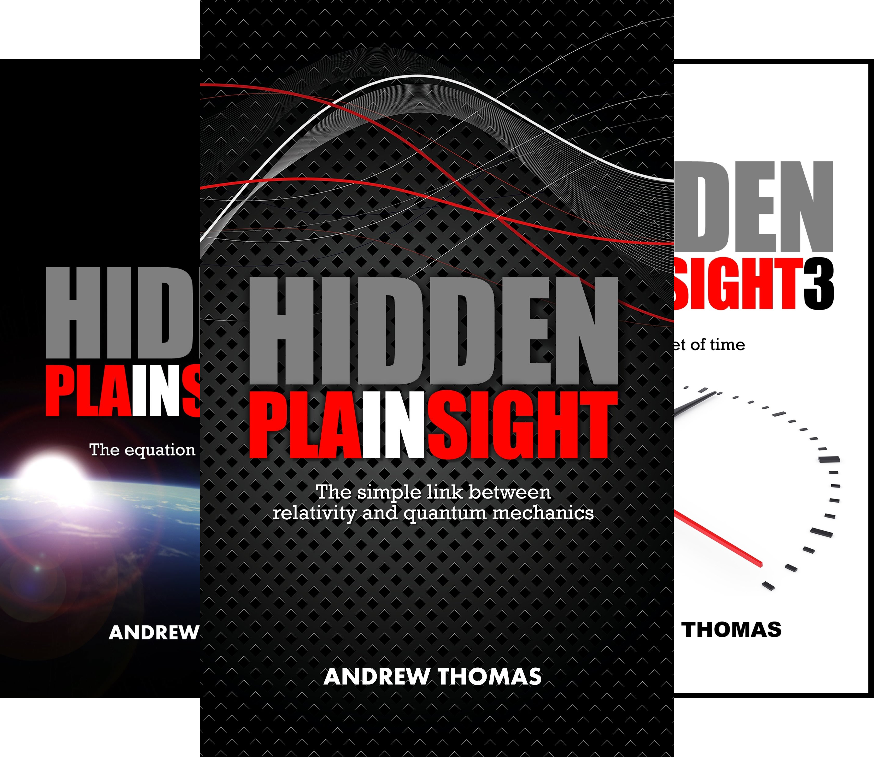 Hidden In Plain Sight (10 Book Series)