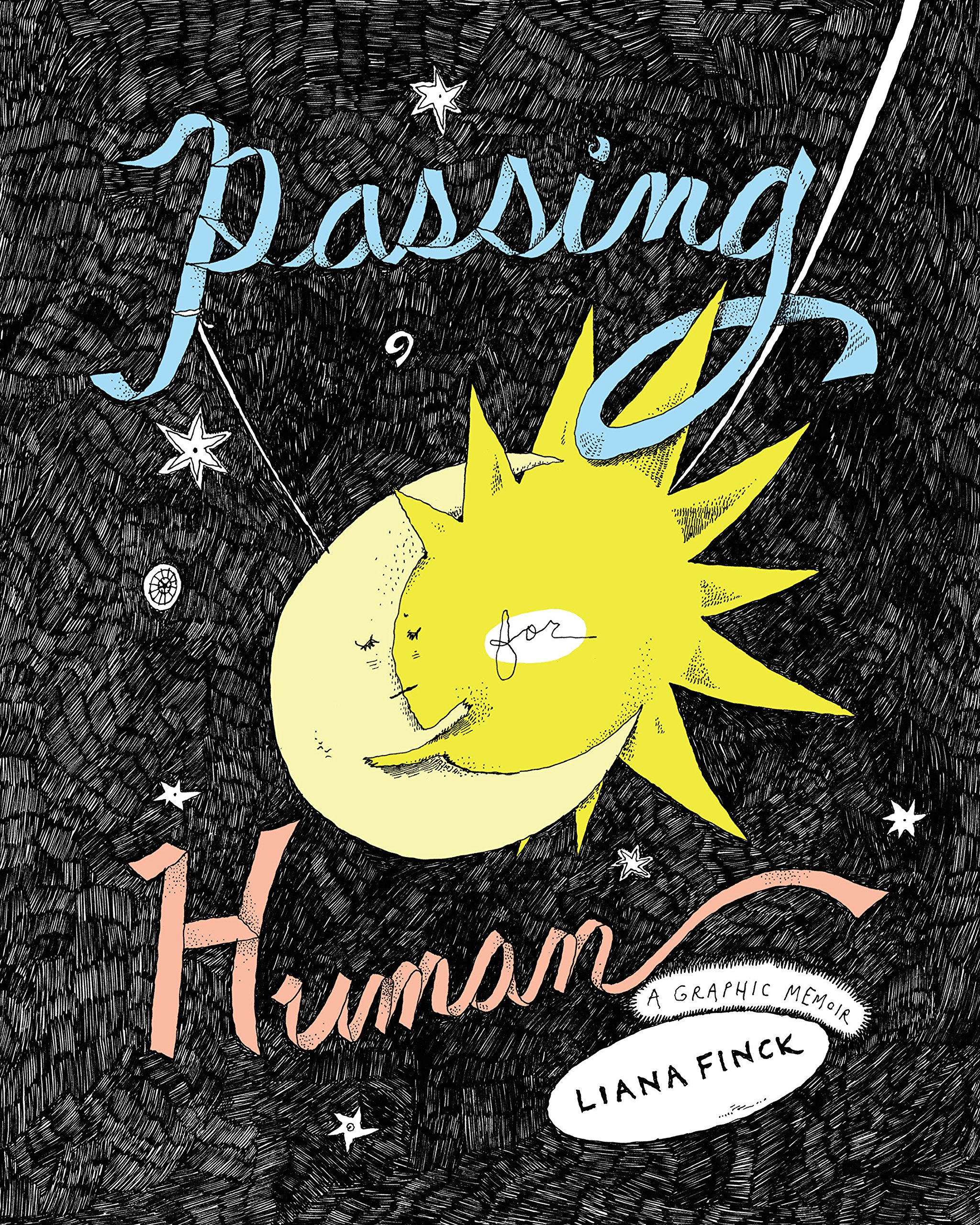 Image result for passing for human
