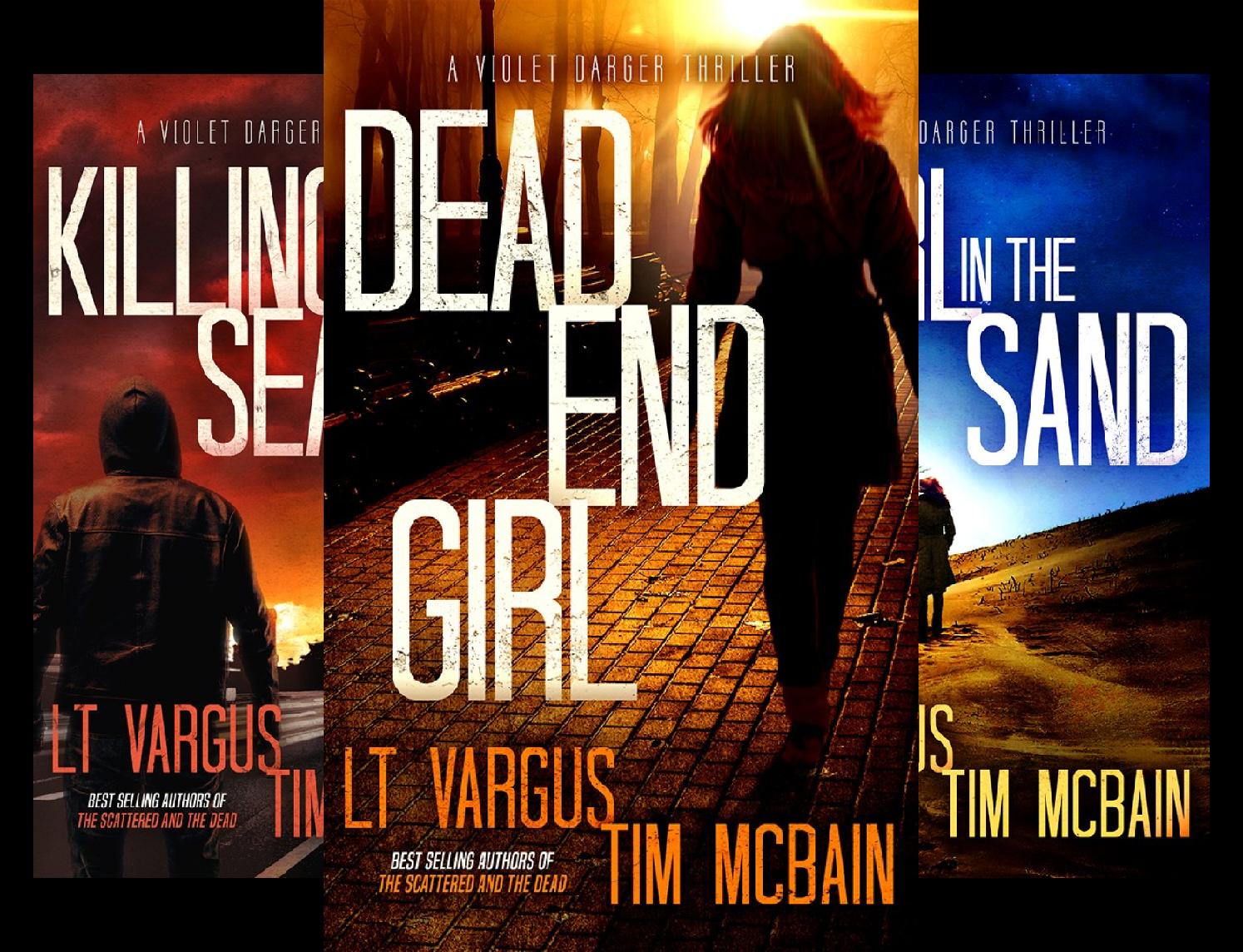 Violet Darger FBI Thriller (5 Book Series)