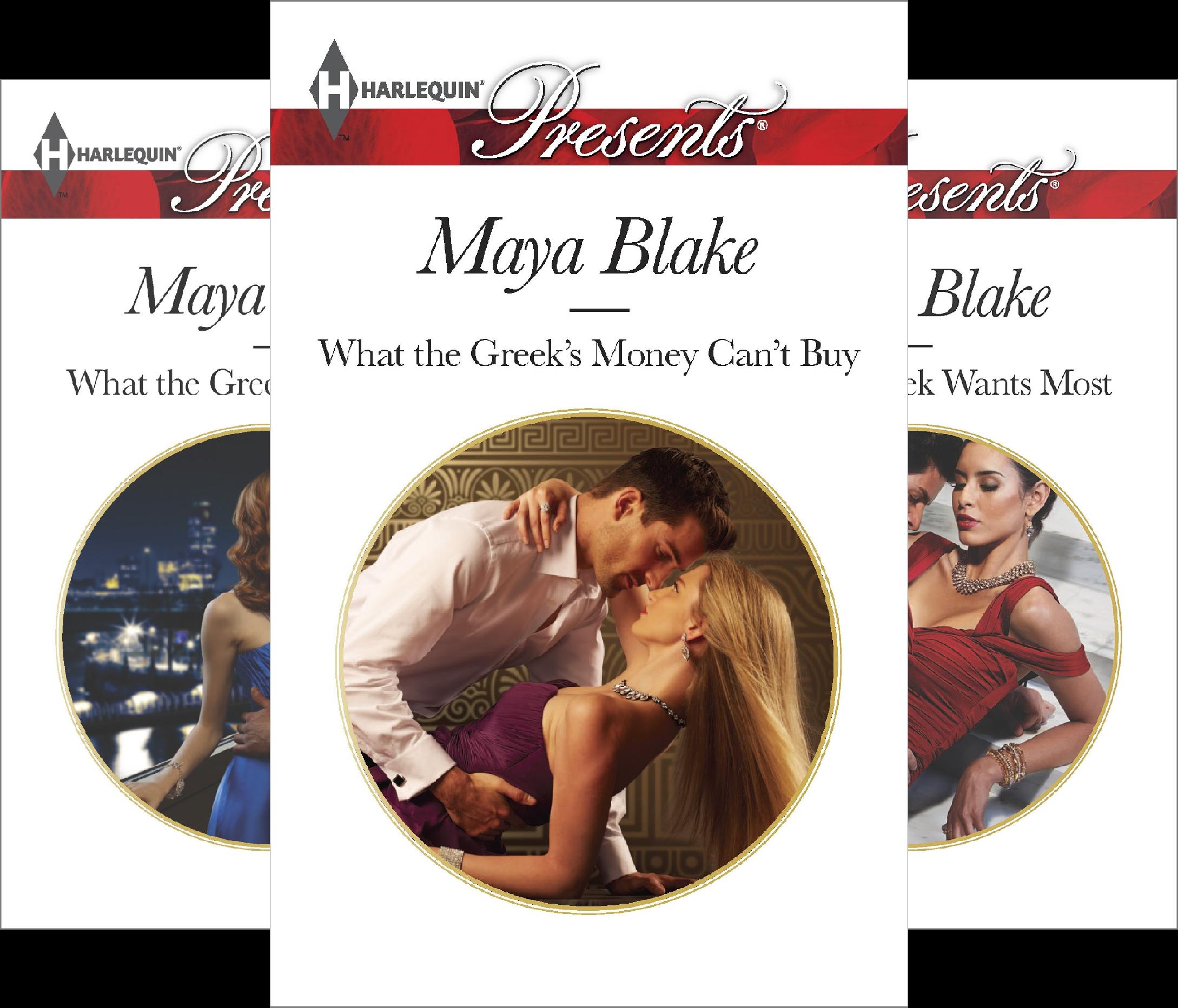 The Untamable Greeks (3 Book Series) ()