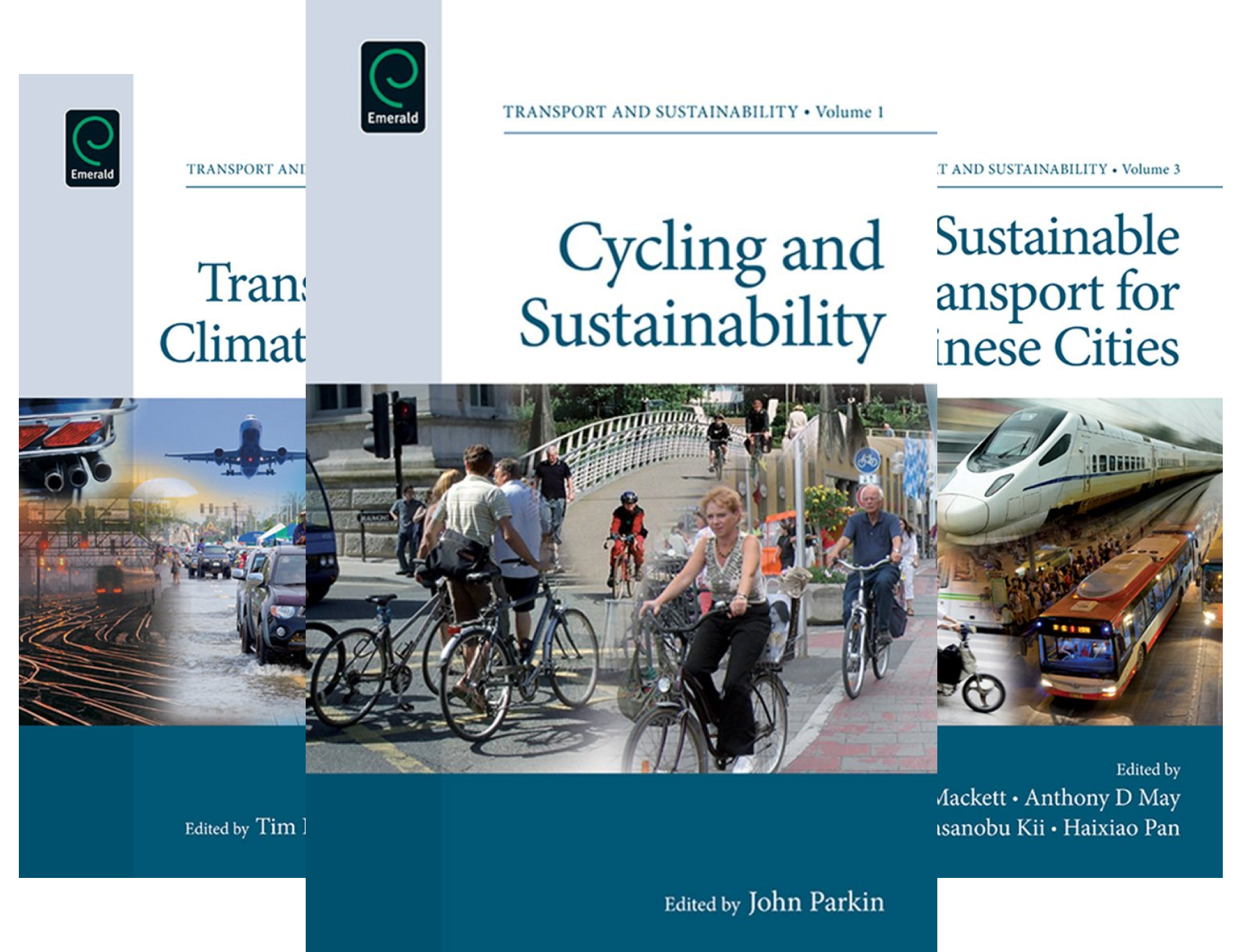 Transport and Sustainability (11 Book Series)