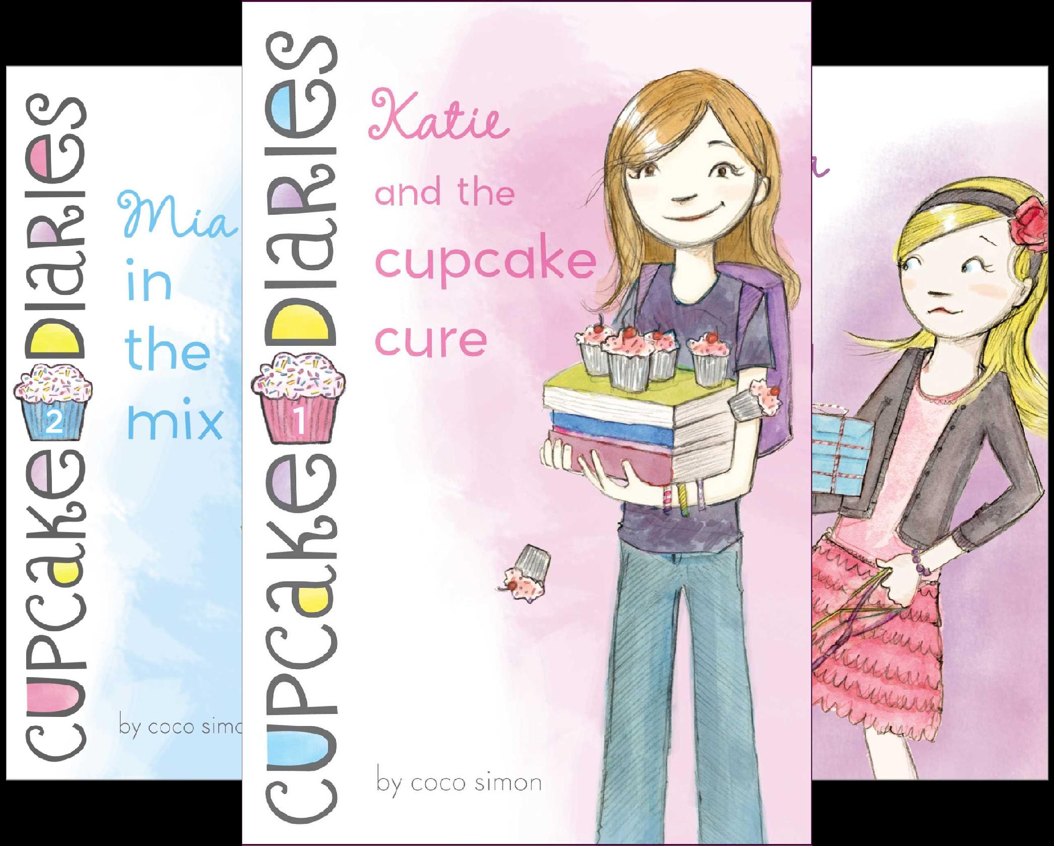 Cupcake Diaries (32 Book Series)]()