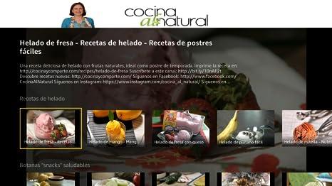 C Cocina Facebook | Amazon Com Cocina Al Natural Appstore For Android