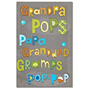 American Greetings Love Father's Day Card for Grandpa with Foil