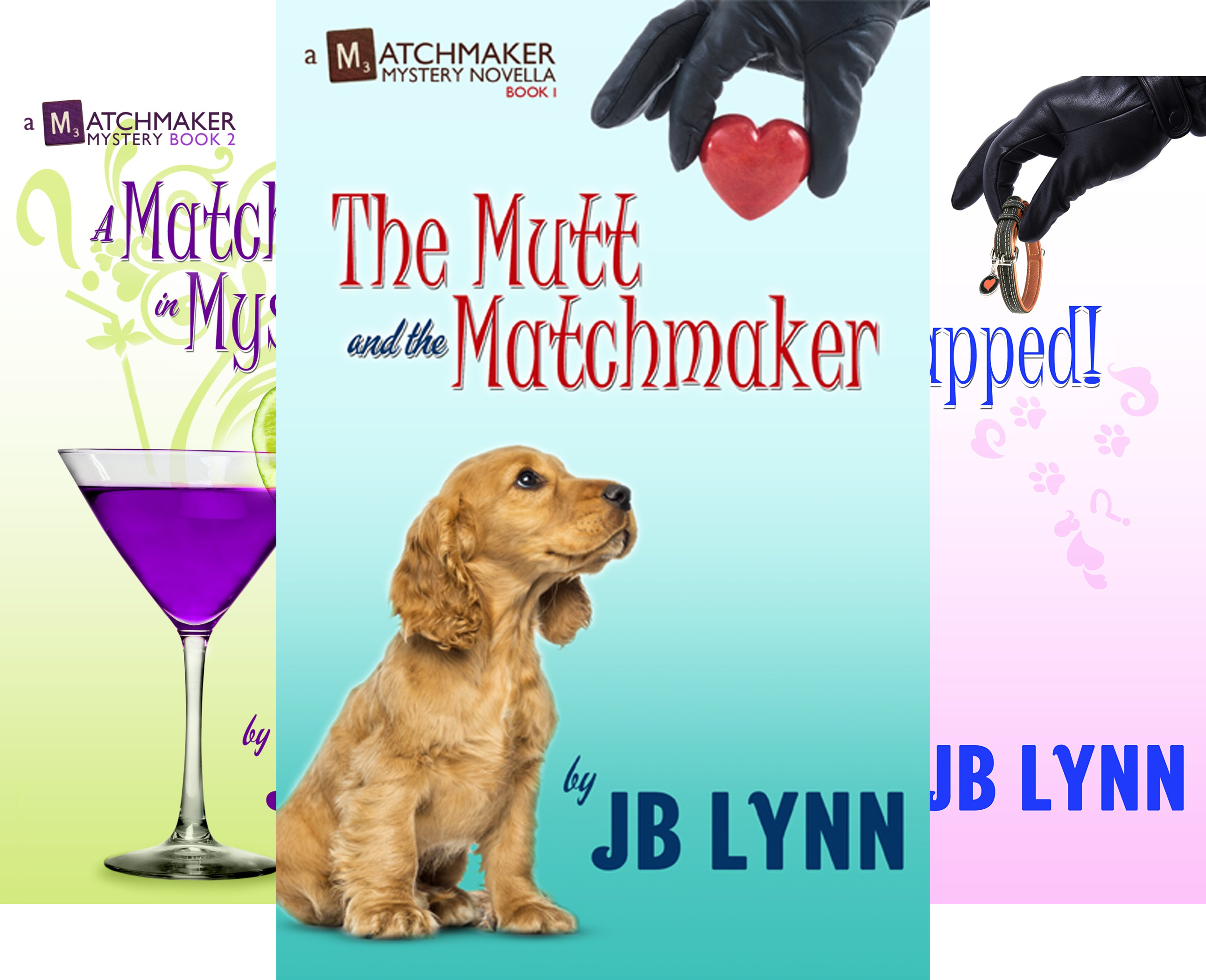 A Matchmaker Mystery (3 Book Series)