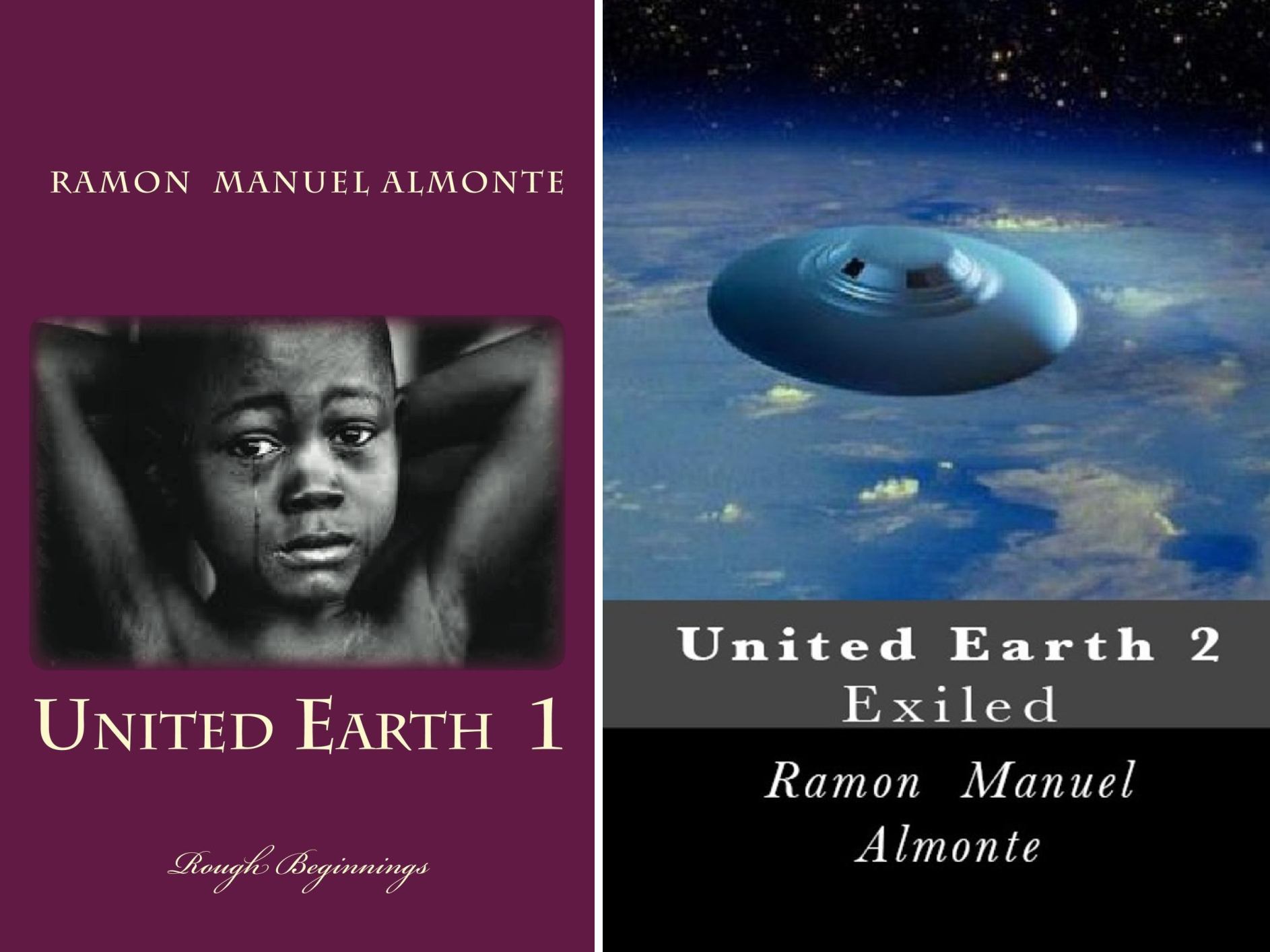 United Earth (2 Book Series)