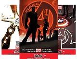 new avengers vol 1 - New Avengers #1-6 (6 Book Series)