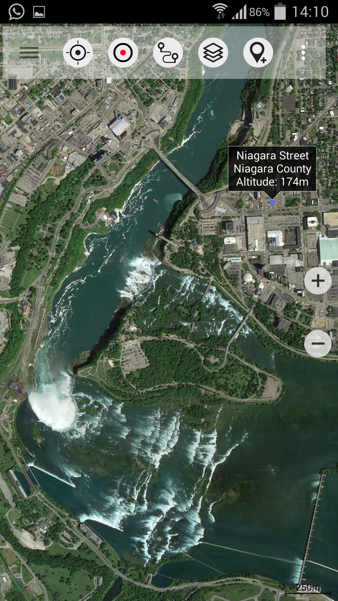 Amazoncom Canada Topo Maps Pro Appstore For Android - Us topo maps android