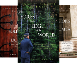Forest at the Edge (8 Book Series) by  Trish Mercer