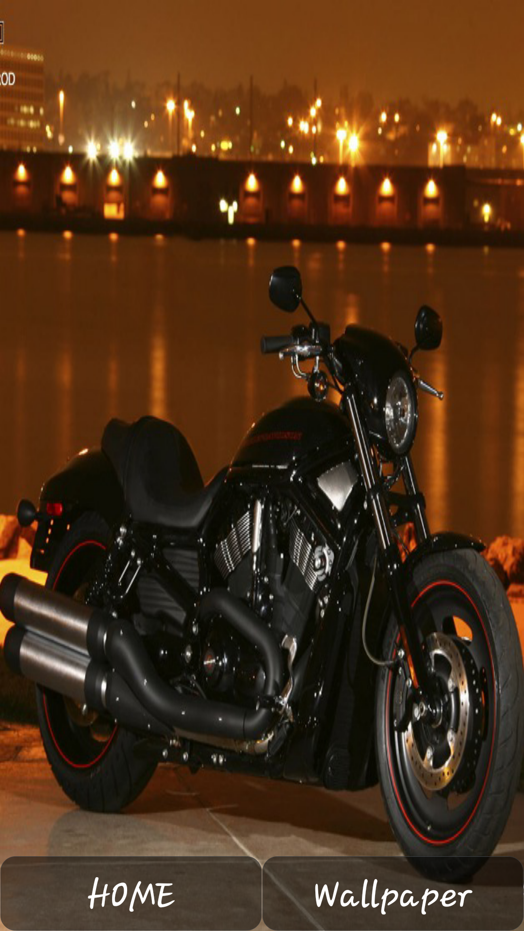 Harley davidson hd wallpapers appstore for android - Free harley davidson wallpaper for android ...