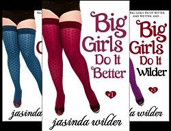 Big Girls Do It (6 Book Series) by  Jasinda Wilder