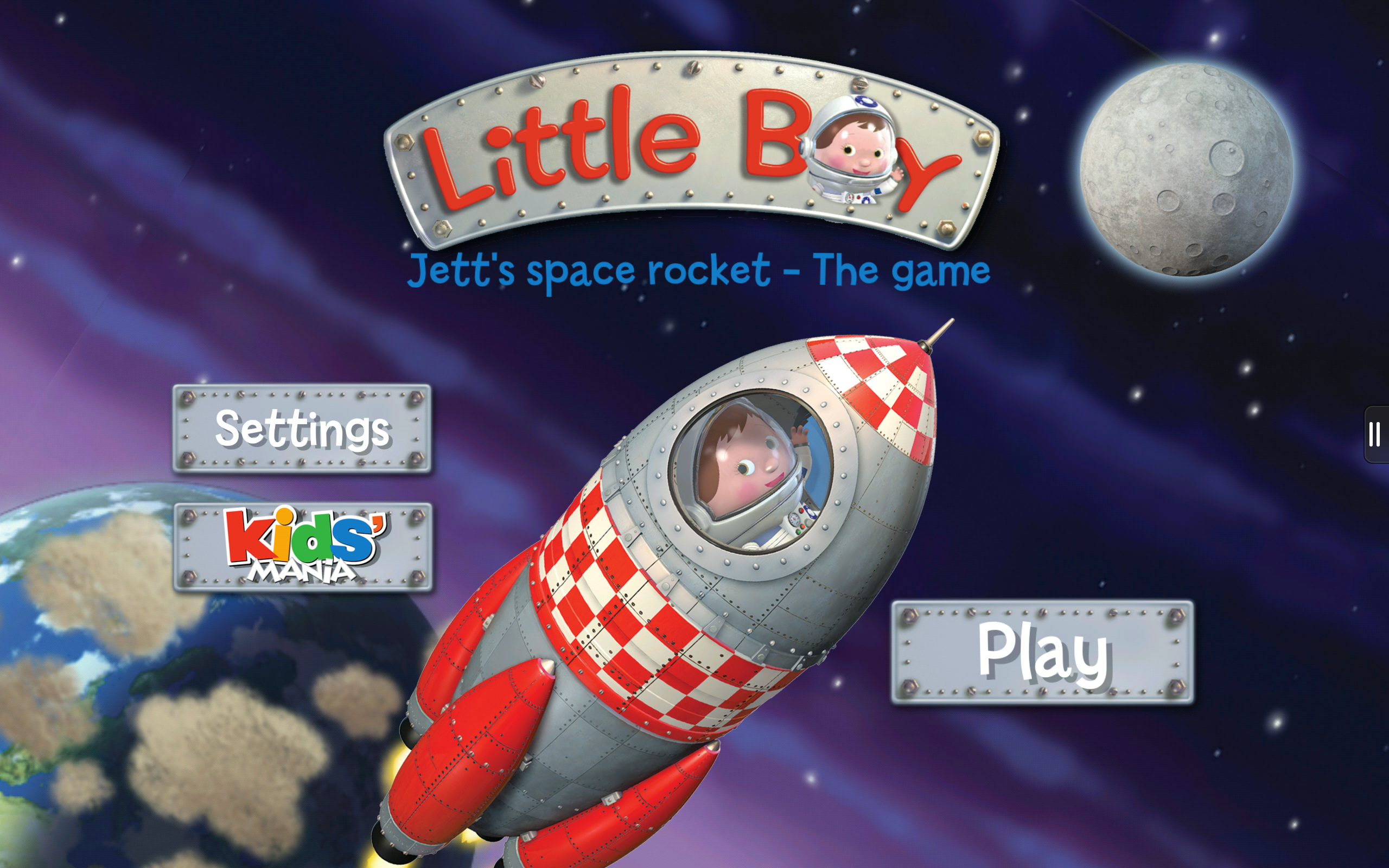 Amazon.com: Jett's Space Rocket