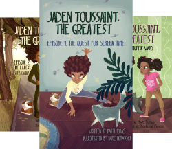 Jaden Toussaint, the Greatest (5 Book Series) by Marti Dumas