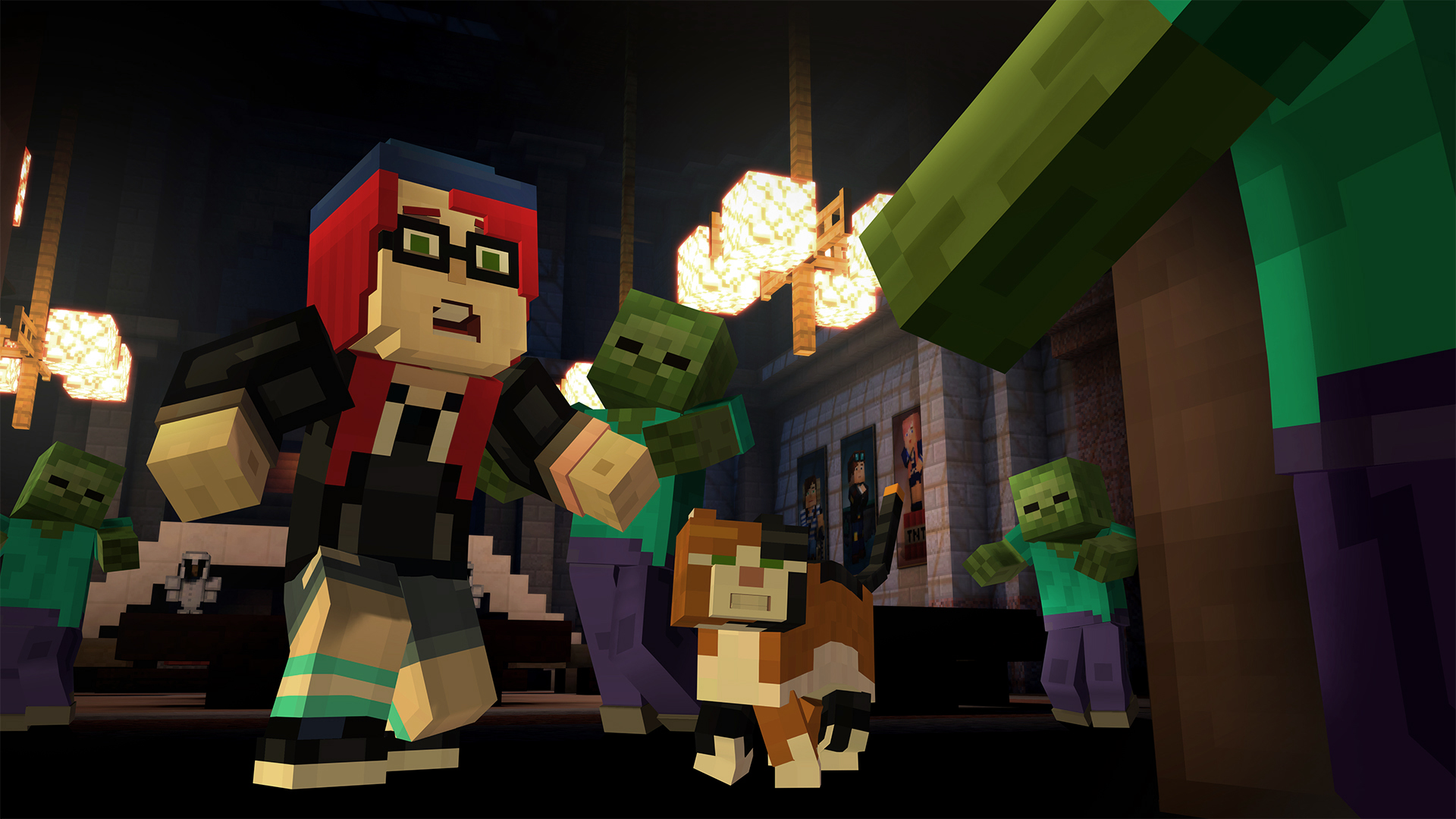 Amazon com: Minecraft: Story Mode - Adventure Pass [Steam