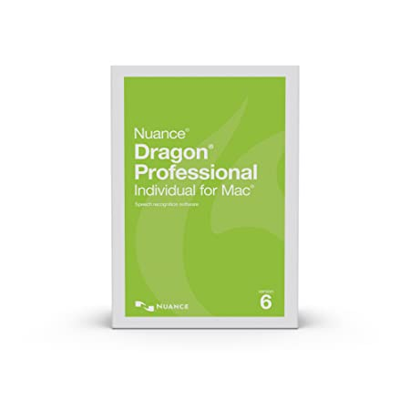 Dragon Professional Individual for Mac V6 [Download]