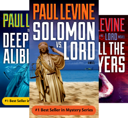 b34bc742fb91 Solomon vs. Lord Legal Thrillers (4 Book Series) by Paul Levine