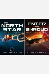 Galactic Sentinel (2 Book Series) Kindle Edition