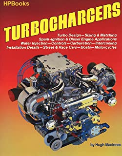 Turbochargers HP49 (HP Books): Turbo Design, Sizing & Matching, Spark-
