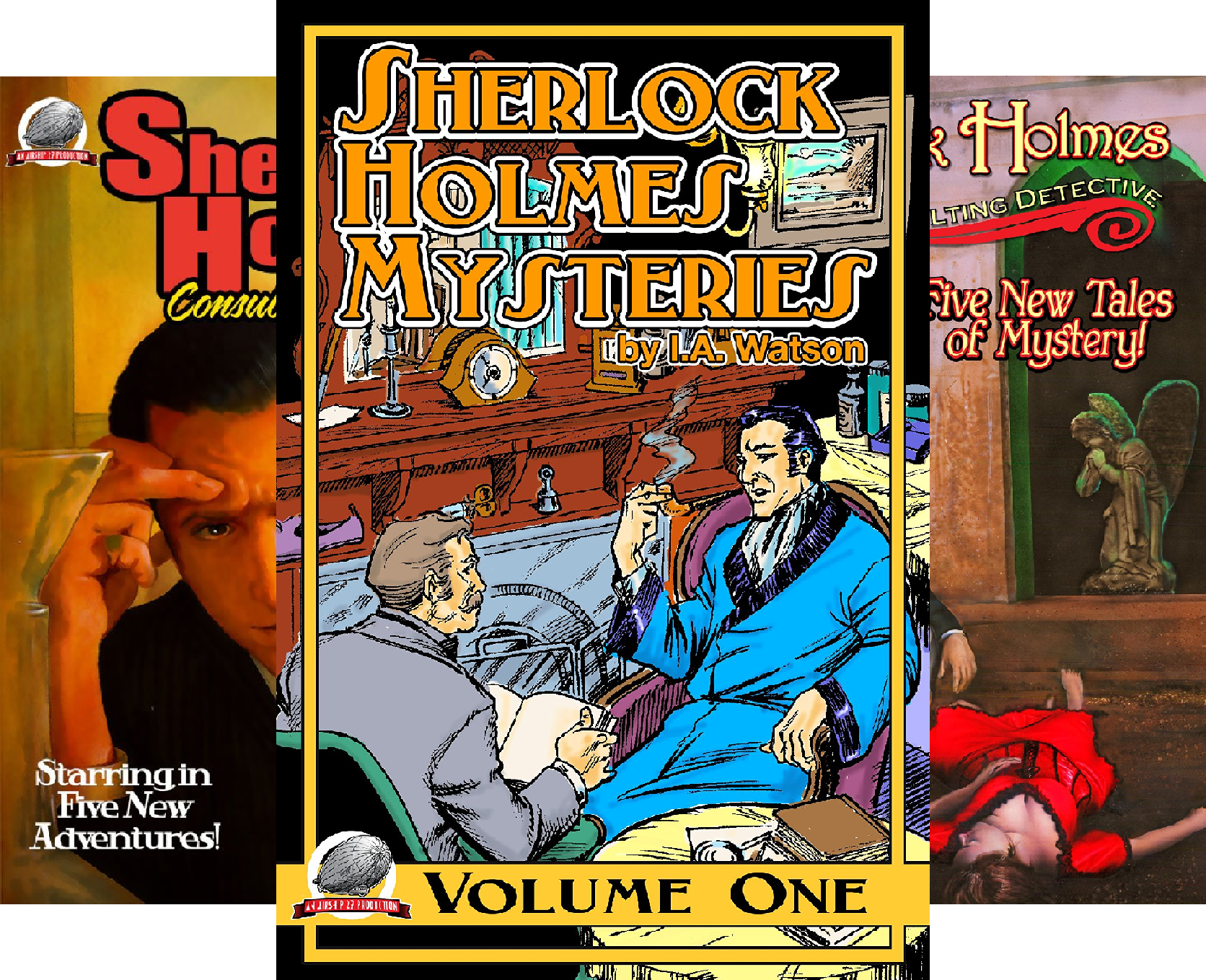 Sherlock Holmes: Consulting Detective (12 Book Series)