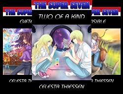 The Super Seven (7 Book Series) by  Celesta Thiessen