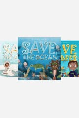 Save the Earth (4 Book Series) Kindle Edition