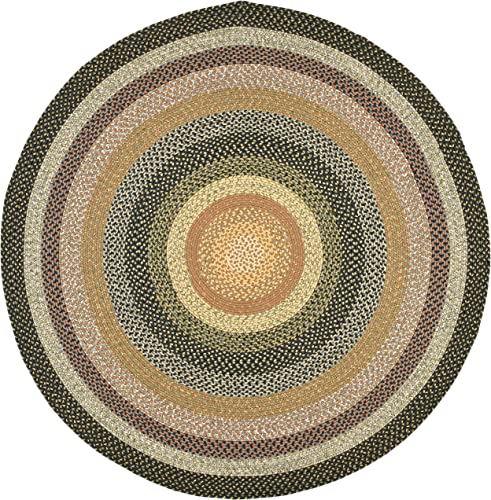 Safavieh Braided collection BRD308A Hand-woven Reversible Area Rug