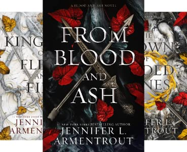 Blood And Ash Series