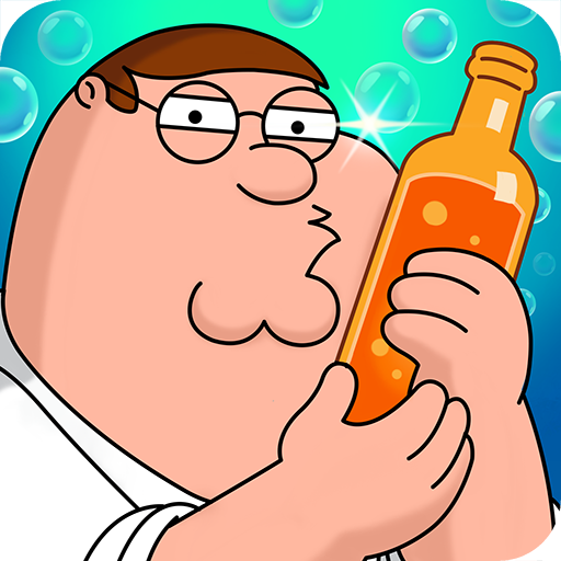Griffin Game - Family Guy- Another Freakin' Mobile Game