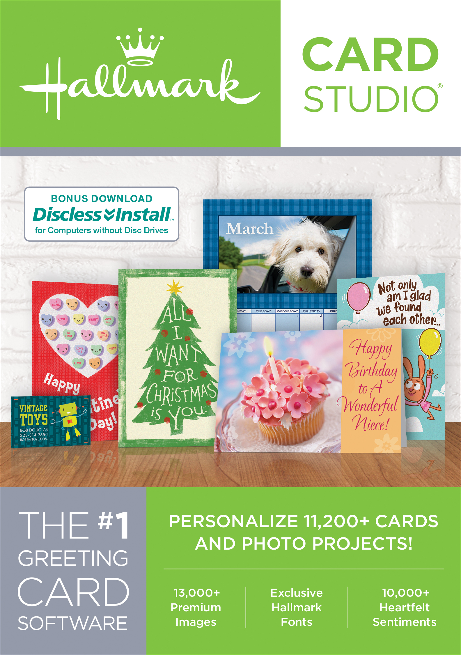 - Hallmark Card Studio 2018 [Download]