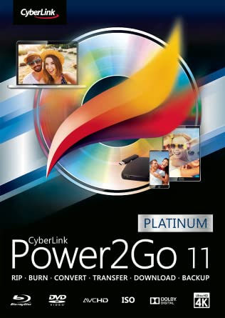 cyberlink power2go 7 free download full version