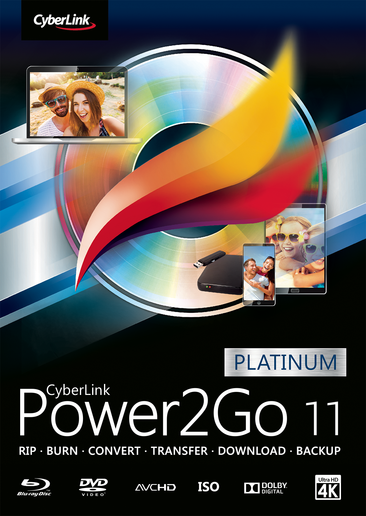 Cyberlink Power2Go 11 Platinum