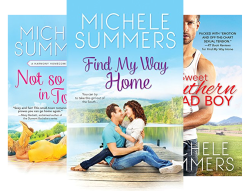 Harmony Homecomings (3 Book Series) by  Michele Summers