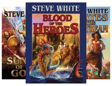 Blood of the Heroes by Steve White science fiction and fantasy book and audiobook reviews