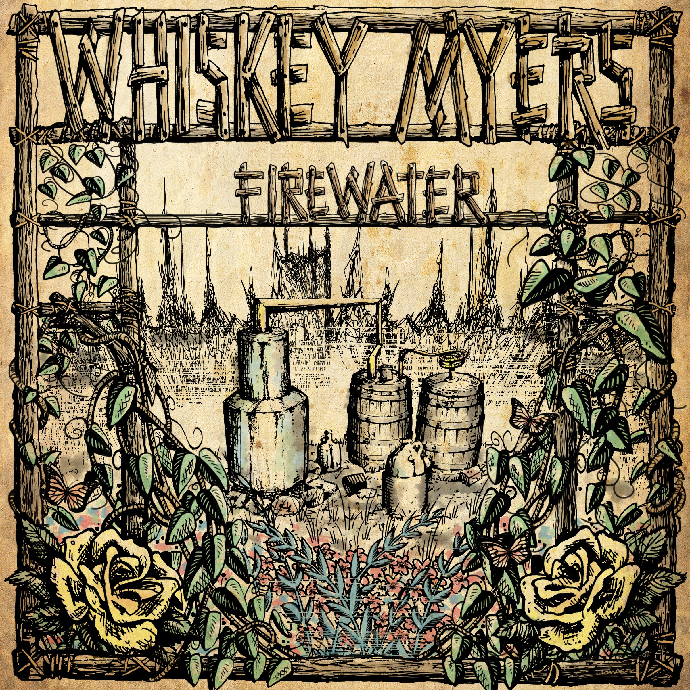 Firewater by Thirty Tigers