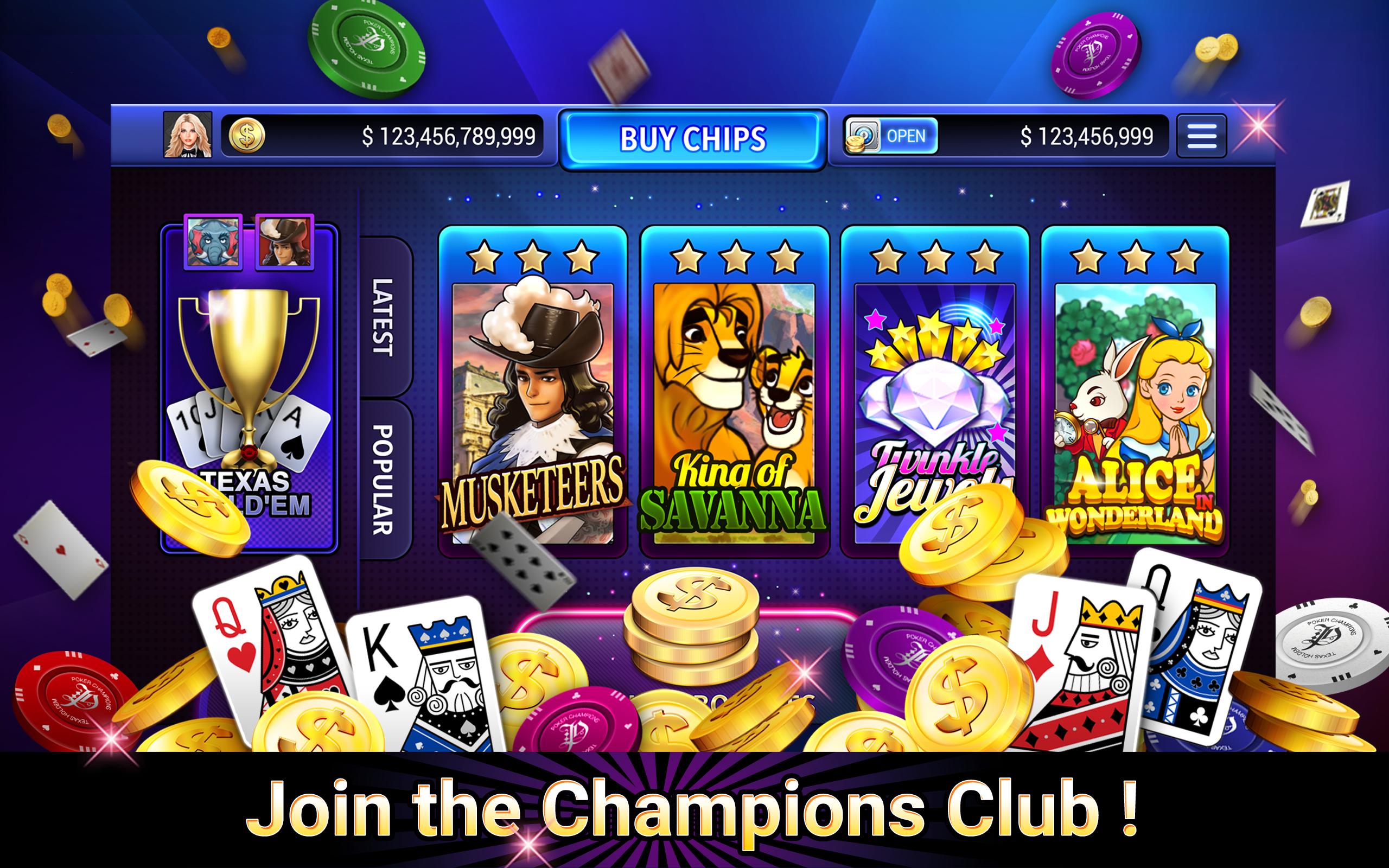 Casino Club Android