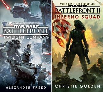Amazon Com Battlefront Ii Inferno Squad Star Wars Ebook Golden Christie Kindle Store