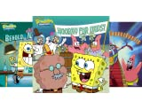 img - for Happiness to Go! (Boxed Set) (SpongeBob SquarePants) (6 Book Series) book / textbook / text book