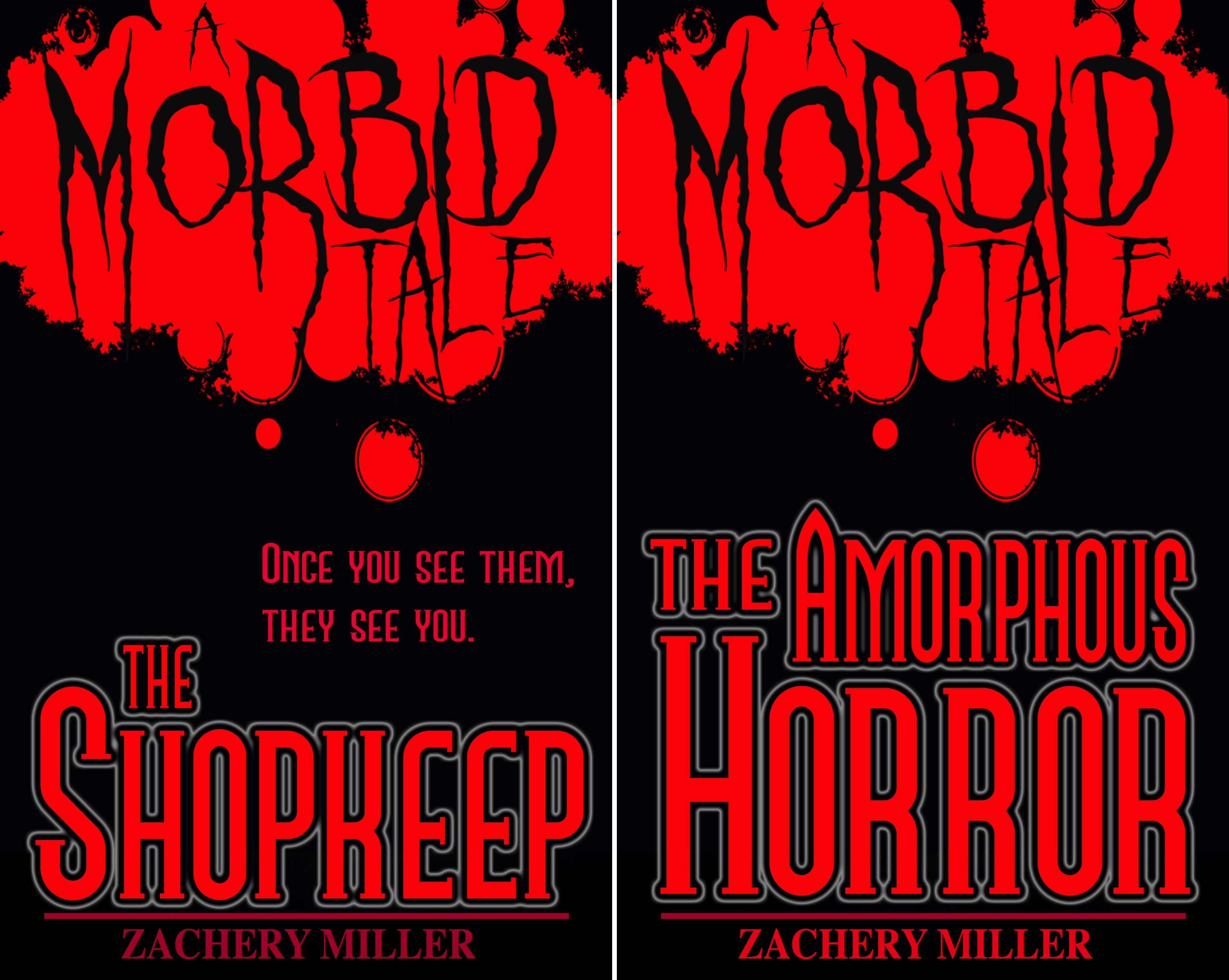 The Morbid Tales (2 Book Series)