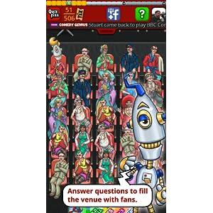 QuizTix: BBC Comedy Genius: Amazon.es: Appstore para Android