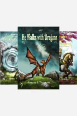 He Walks with Dragons (4 Book Series) Kindle Edition