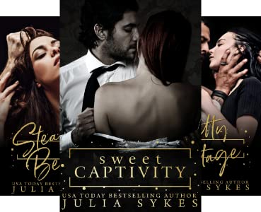Captive (4 book series) Kindle Edition