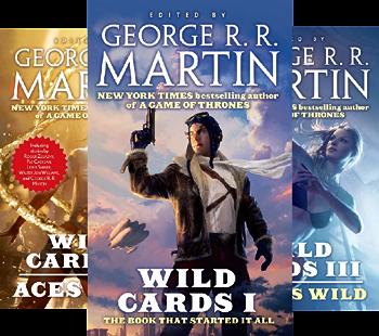 George R.R. Martin WILD CARDSD