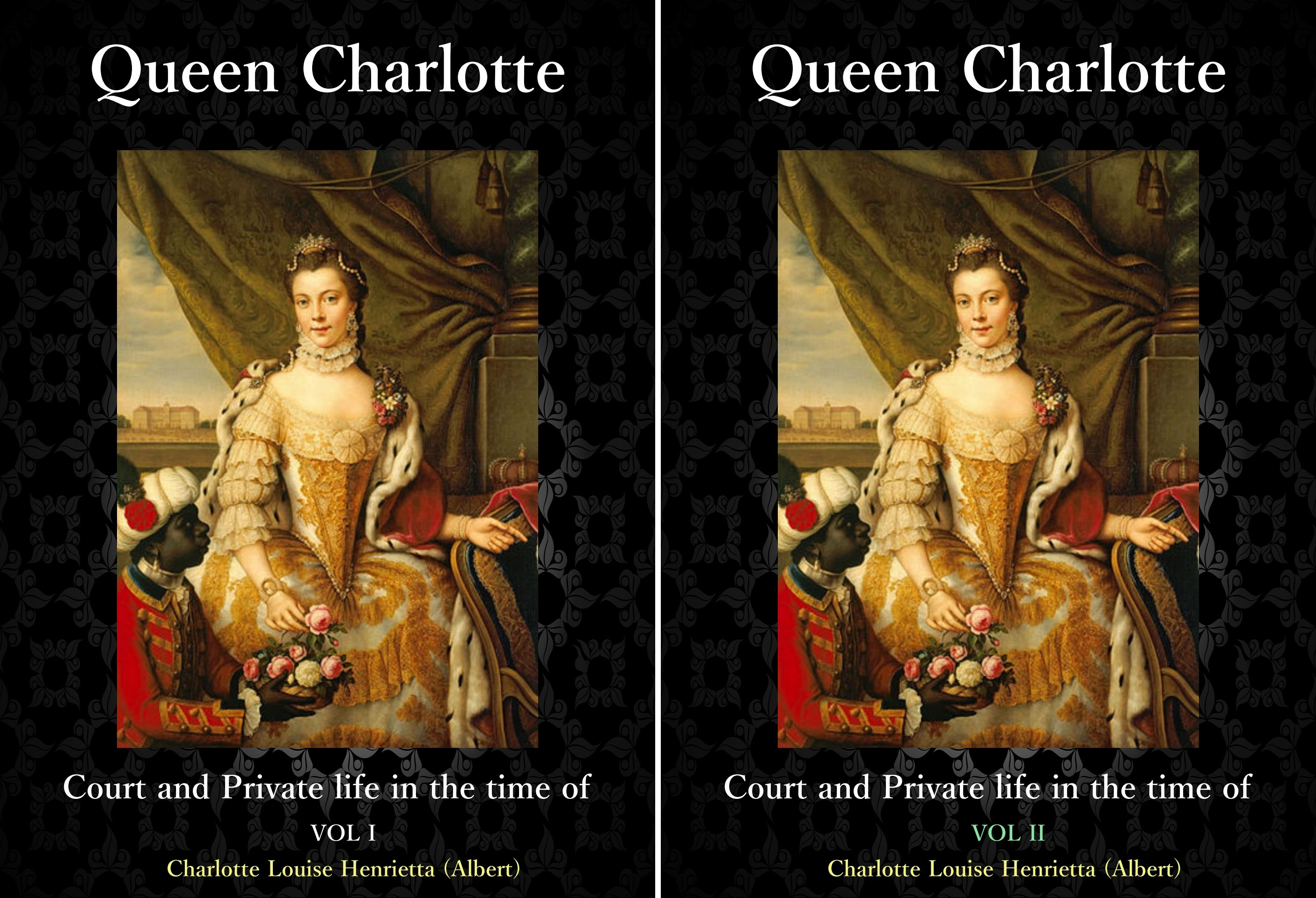 Queens in history (2 Book Series)