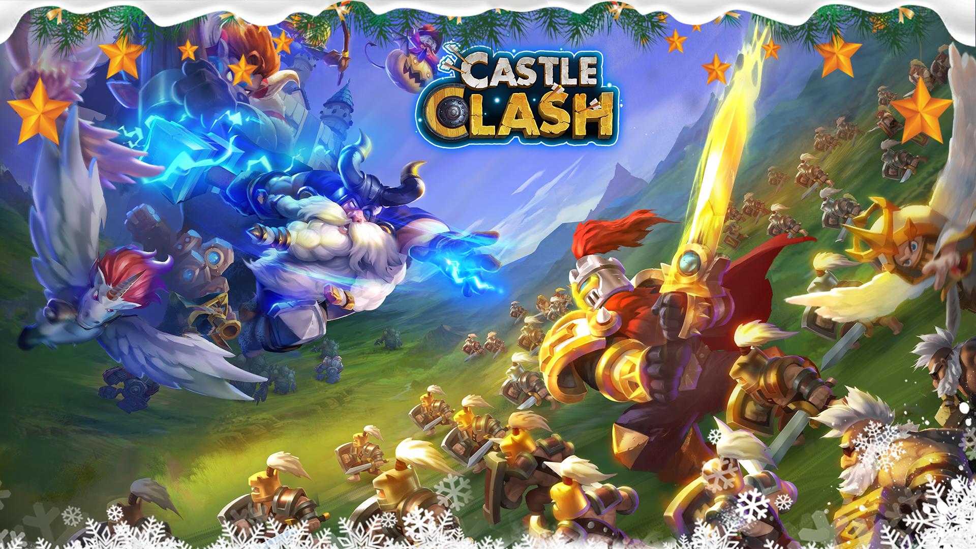 castle clash 1.4.3 apk download