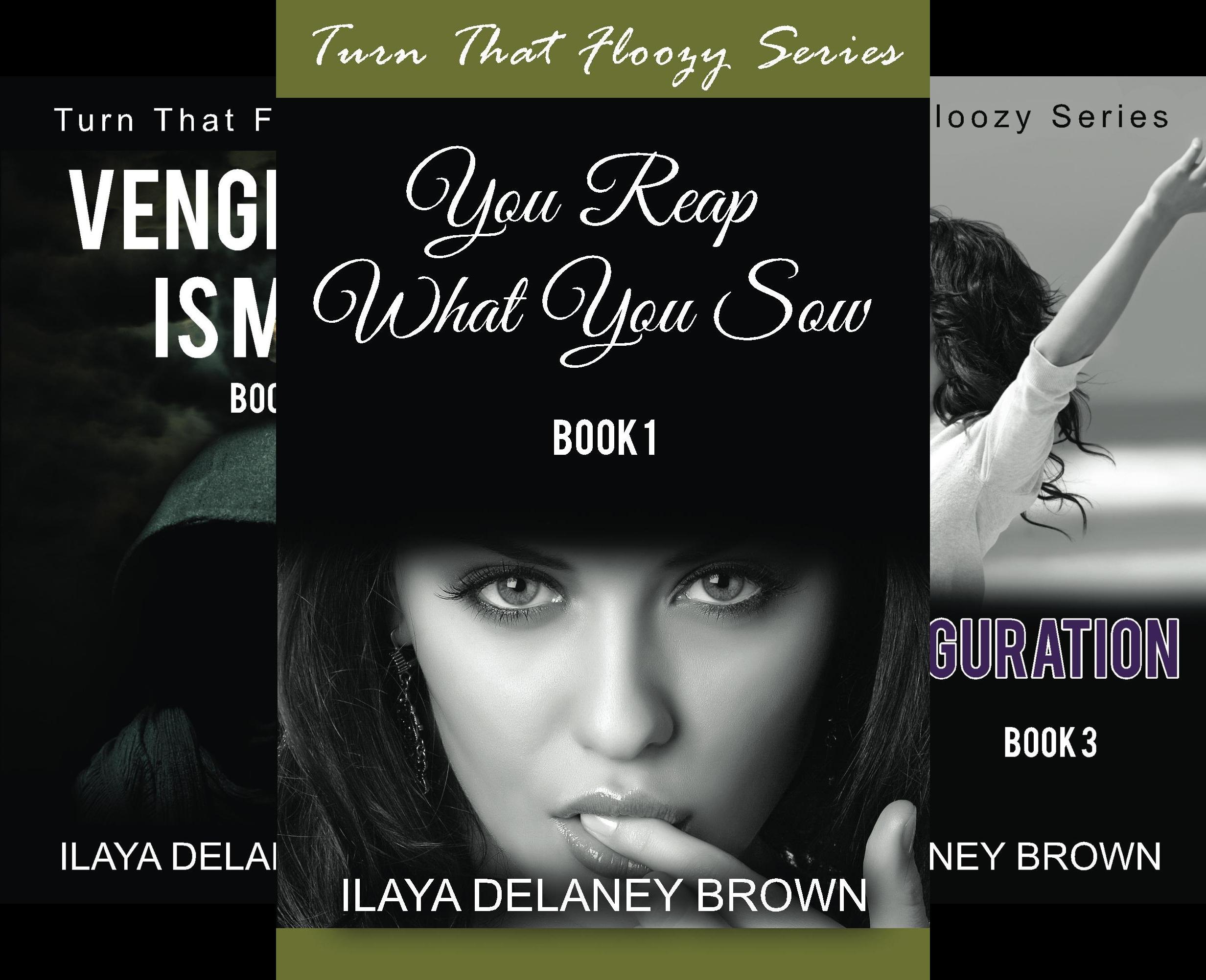 Turn That Floozy Series (3 Book Series)